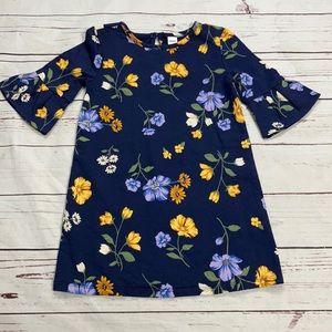 Old Navy Girls Floral Dress